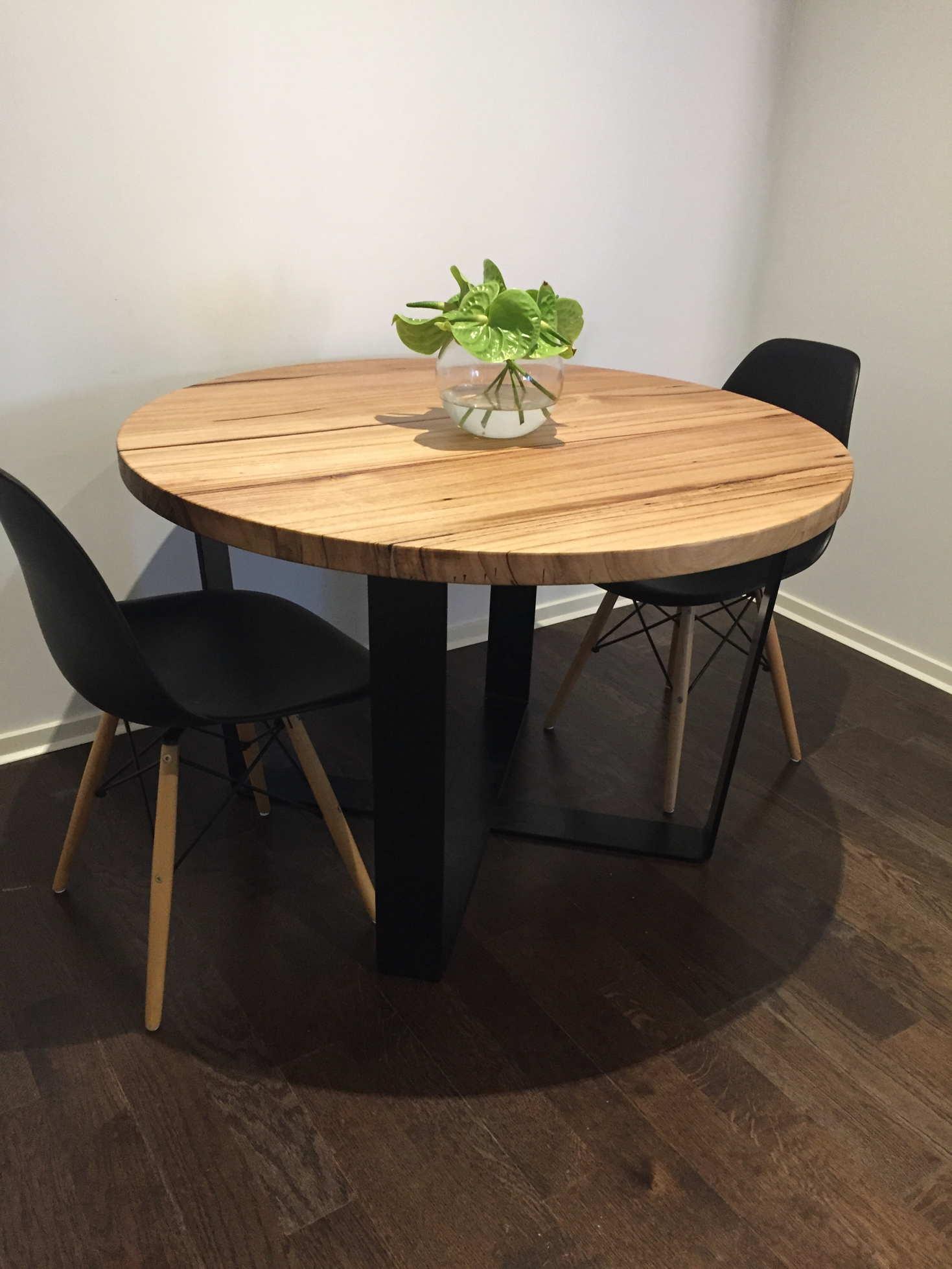 Vic Ash Round Table Jr Bespoke Designs