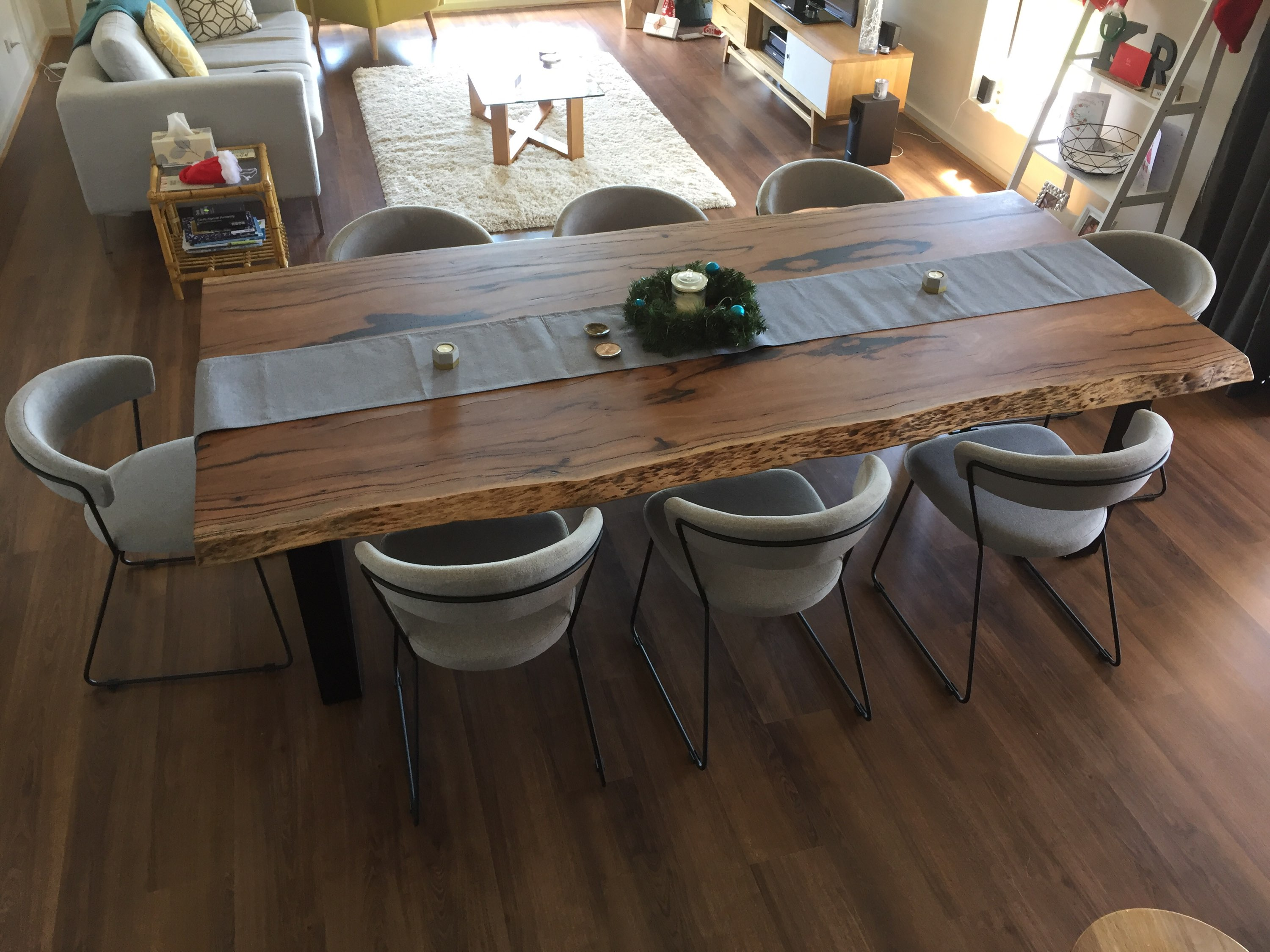 Slab Dining Tables Brisbane