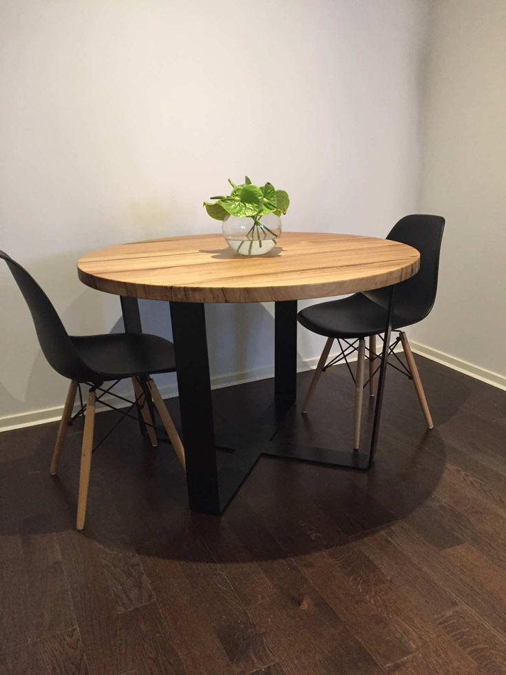 Round Dining Table Melbourne