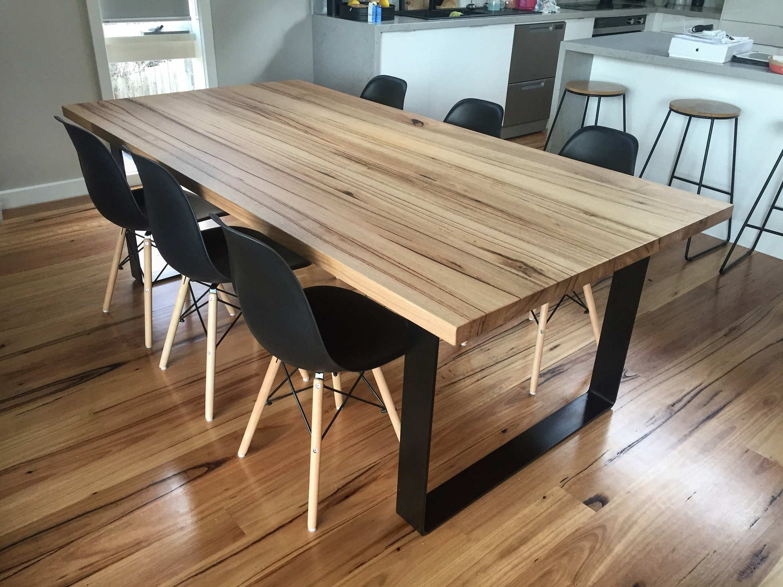 Hoop Leg Dining table Melbourne